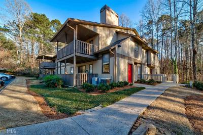Fulton County Condo/Townhouse New: 709 Woodcliff