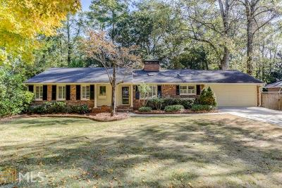 Fulton County Single Family Home New: 4545 Jolyn Pl