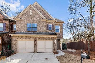 Cobb County Single Family Home New: 3377 Vintage Circle SE