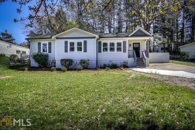 Dekalb County Single Family Home New: 2323 Ava Place