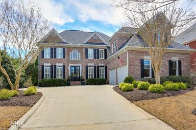 Johns Creek Single Family Home New: 6165 Millwick Dr