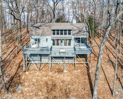 Dawson County Single Family Home Under Contract: 1574 Deer Run Ridge