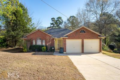 Decatur Single Family Home Under Contract: 3060 Wesley Bend
