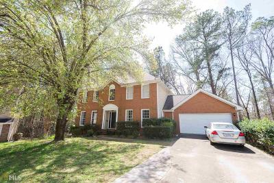 Stone Mountain Single Family Home New: 7549 Stonebridge Bay Ct