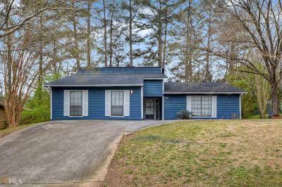 Jonesboro Single Family Home New: 8867 Wesley Pl