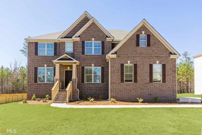 Lawrenceville Single Family Home New: 1677 Matt Springs Dr