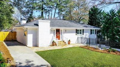 Brookhaven Single Family Home New: 2805 N Thompson Rd