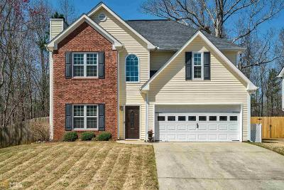 Flowery Branch Single Family Home Under Contract: 6179 Compass Dr