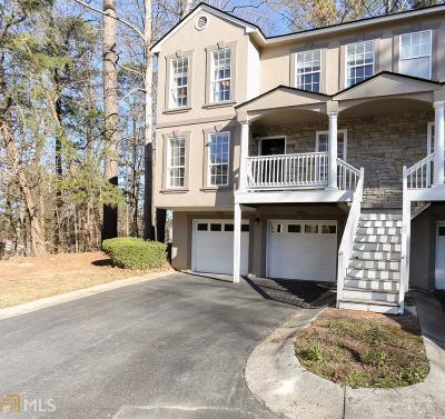 Atlanta Condo/Townhouse New: 1601 Masons Creek Cir