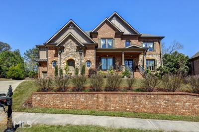 Fulton County Single Family Home New: 115 Aster Cir
