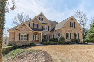 Gainesville Single Family Home New: 3461 N Harbour Ct