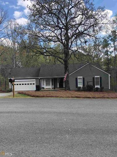 Gordon, Gray, Haddock, Macon Single Family Home New: 122 Southern Pines Cir