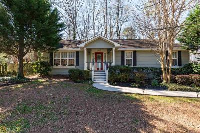 Decatur Single Family Home New: 2877 Midway Rd