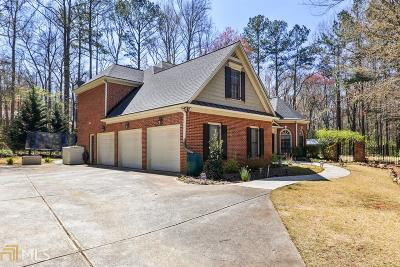 Cobb County Single Family Home New: 203 Rippling Dr