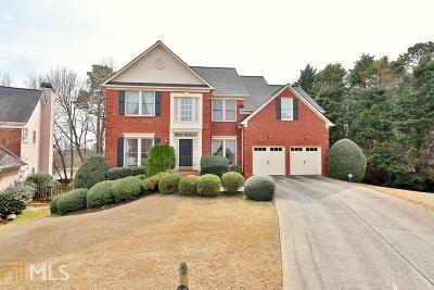 Norcross Single Family Home Under Contract: 3758 Dunlin Shore Ct #4