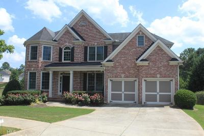 Dacula Single Family Home Under Contract: 1568 Autumn Sage Dr