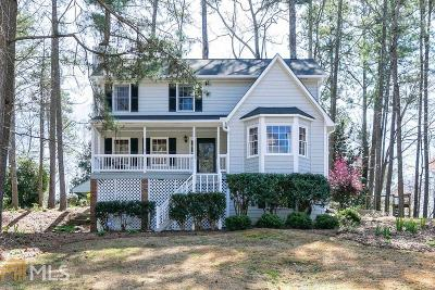 Kennesaw Single Family Home New: 3815 Shiloh Church Rd