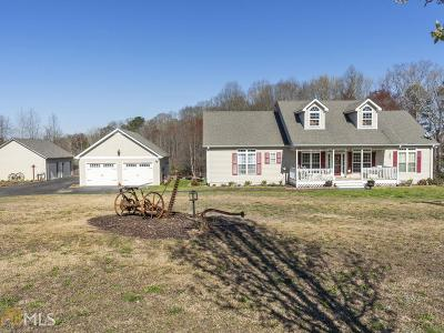 Paulding County Single Family Home New: 2096 Pleasant Grove Rd