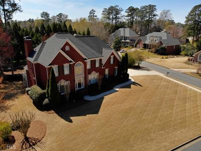 Kennesaw GA Single Family Home New: $509,900