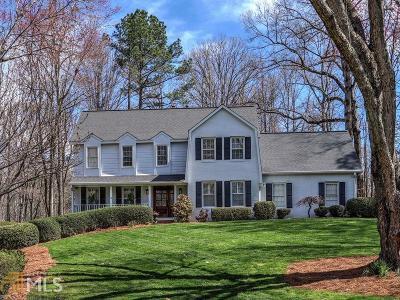 Cobb County Single Family Home New: 1498 Vanderbilt Way