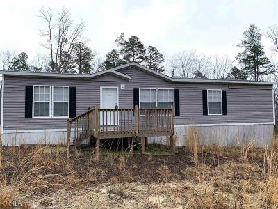 Banks County Single Family Home New: 1787 Grant Mill Rd