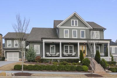Fulton County Single Family Home New: 2020 Sauls Pl
