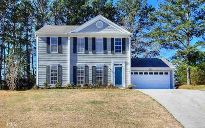 Decatur Single Family Home Under Contract: 4147 Pinehurst Valley Dr