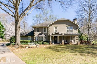 Roswell Single Family Home New: 810 Saddle Ridge Trce