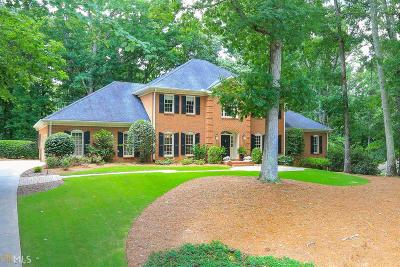 Roswell Single Family Home For Sale: 11570 Mountain Laurel Dr