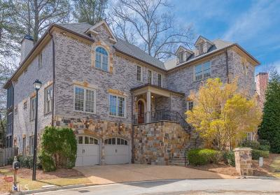 Atlanta Single Family Home New: 1720 Buckhead Valley Ln