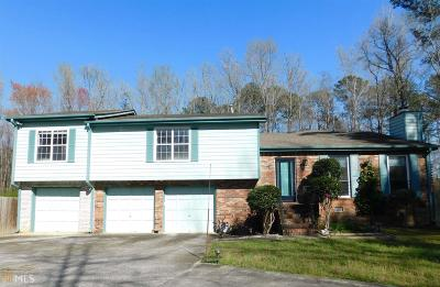 Conyers GA Single Family Home New: $215,000