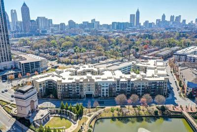 Atlanta Condo/Townhouse New: 390 17th St #3027