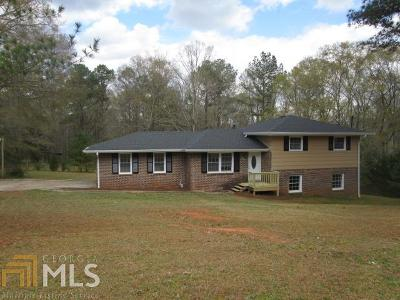 Griffin Single Family Home Under Contract: 2769 Fayetteville Rd