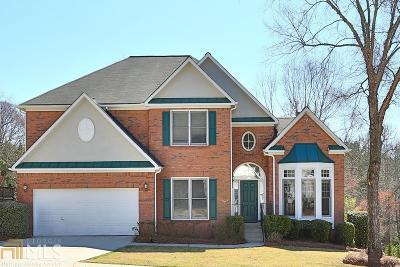 Duluth Single Family Home New: 3352 Drawbridge Ter