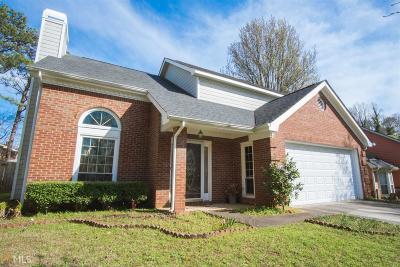 Lawrenceville Single Family Home Under Contract: 113 Baldridge Dr