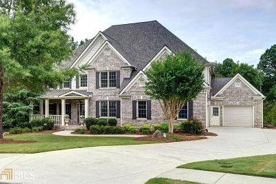Acworth GA Single Family Home New: $525,000
