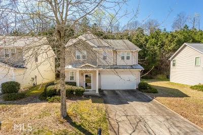 Atlanta Single Family Home New: 5741 Sable Way