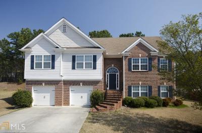 Hoschton Single Family Home New: 4405 Mulberry Ridge Ln