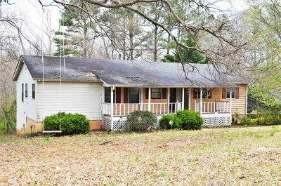 Cobb County Single Family Home New: 1385 Allatoona Ct