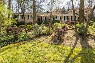Atlanta Single Family Home New: 2199 Thorncliff Dr