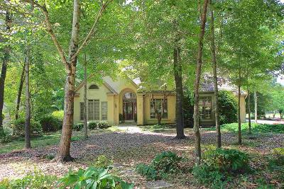 Peachtree City Single Family Home For Sale: 314 Welton Way