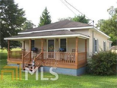 Griffin Single Family Home Under Contract: 1108 Ellis