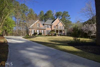 Fayetteville GA Single Family Home Under Contract: $579,000