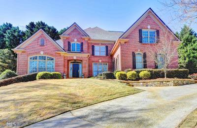 Suwanee Single Family Home New: 6015 Laurel Oak