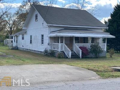 Griffin Single Family Home Under Contract: 1114 Ellis