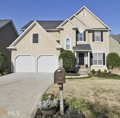 Alpharetta Single Family Home New: 2345 Cogburn Ridge Rd