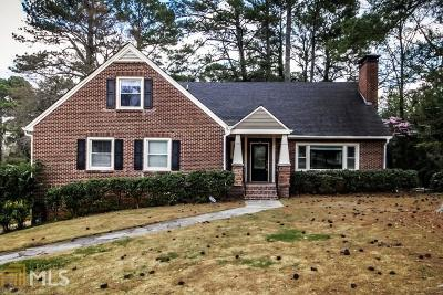 Fulton County Single Family Home New: 2303 Highview Rd