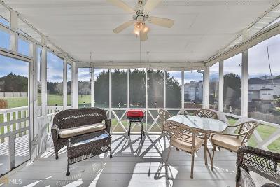 Powder Springs Single Family Home New: 1514 Bullard Pl