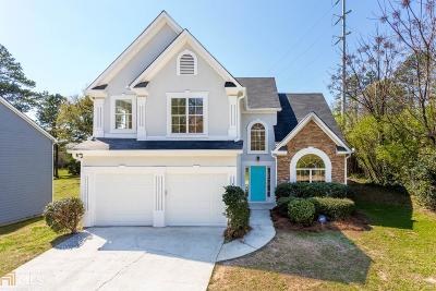 Decatur Single Family Home Under Contract: 2603 Da Vinci Blvd