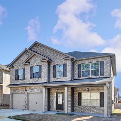 Fulton County Single Family Home New: 7792 Shertall